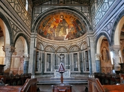 Interno Basilica di San Miniato