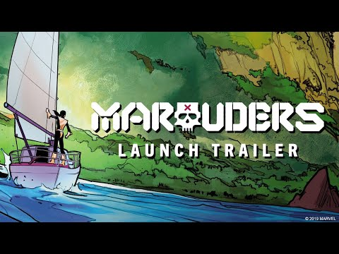 MARAUDERS #1 — Launch Trailer | Marvel Comics