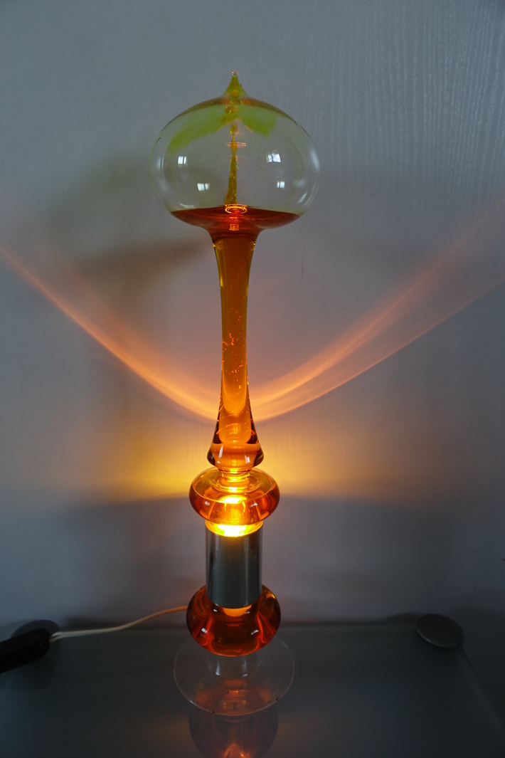 French lamp boiler orange2