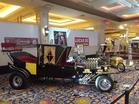 Infamous TV and Movie Cars At the 2019 Dead Man's Curve Wild Car'd Weekend