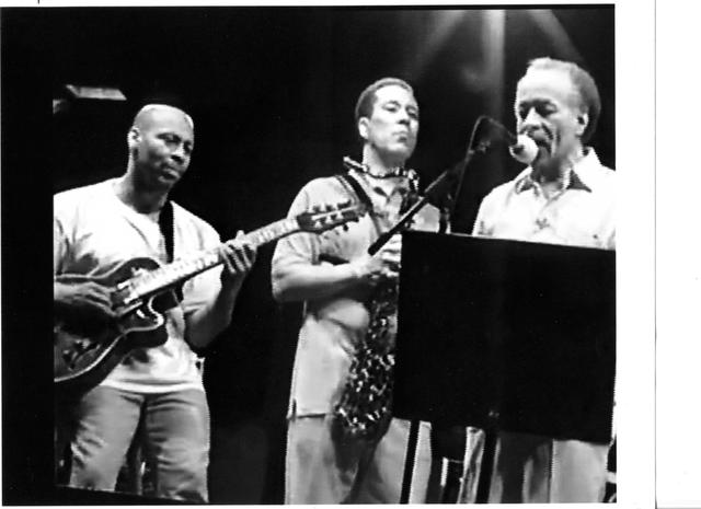 Kevin Eubanks, Bill Peirce, Len Bryant