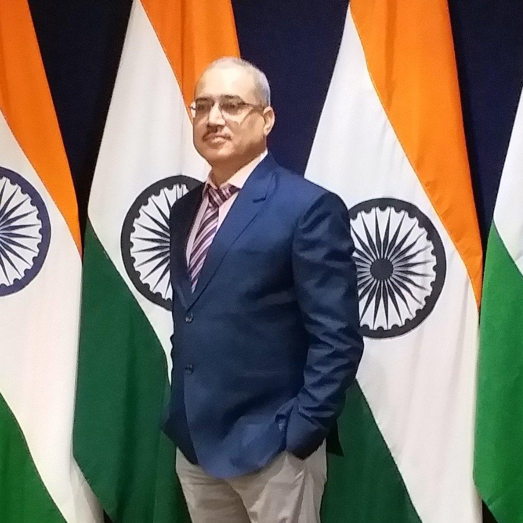 Ashok Angrish