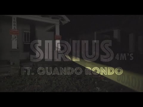 """SIRIUS4MS """"End Zone"""" Ft. Quando Rando"""