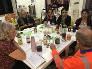 Kombucha workshop at Abbey Community Centre 26/10/19