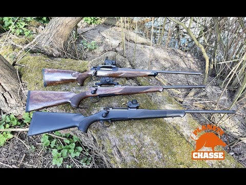 Sauer S100, S101, S404 Wild Boar Fever Edition
