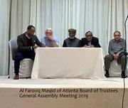 Masjid Al Farooq/Masjid Omar Community Meeting