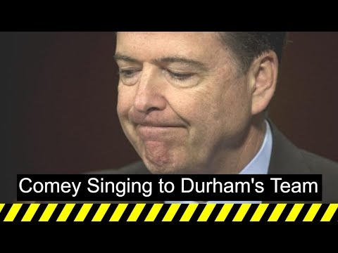 Developing: James Comey Turns
