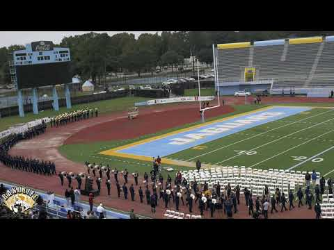 Southern University(Marching Into Crankfest 2019)