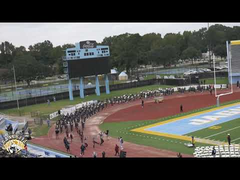 Texas Southern University(Marching Into Crankfest 2019)