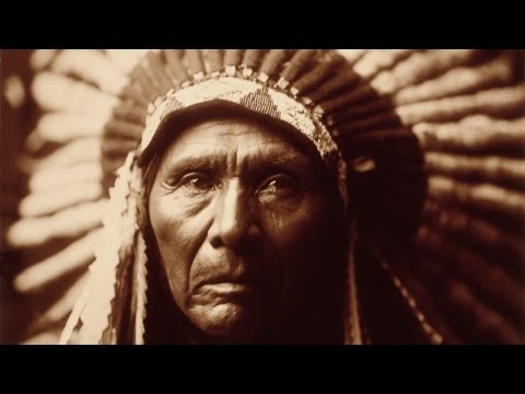 Oldest Native American footage ever