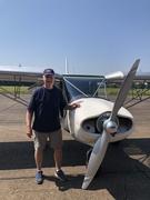 STOL CH 750 N277CC First Flight