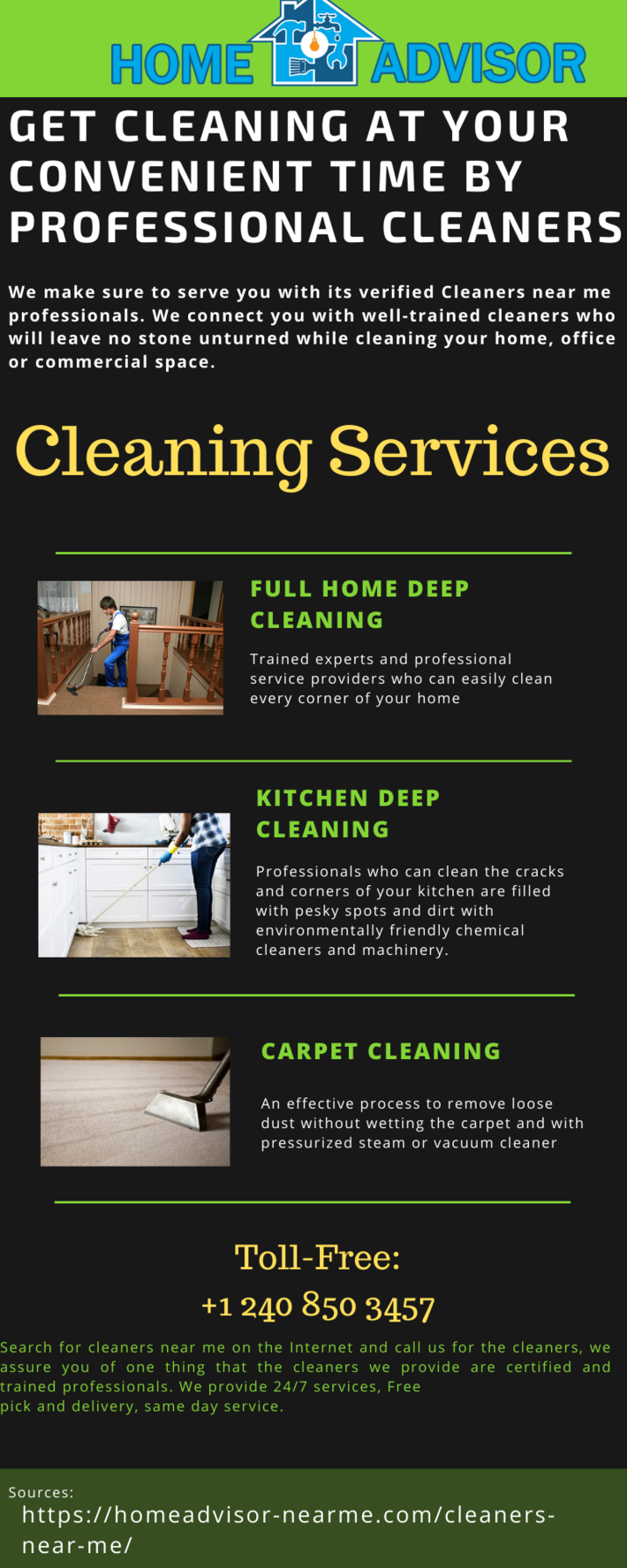 Commercial & Office Cleaning Services in USA
