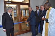 Opening of the Prep Library and Learning Centre