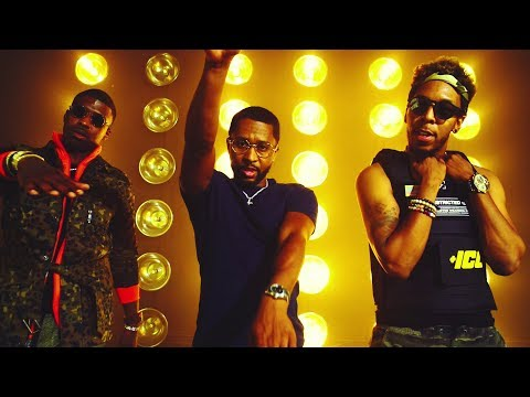 Deitrick Haddon & Zaytoven - Gorilla Faith ft. Yung LA music video | Christian Rap