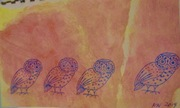 05 Orange manyOwls