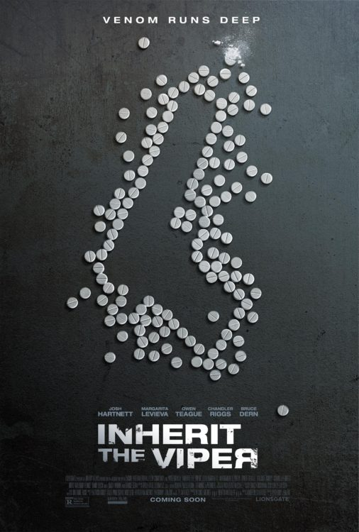 Inherit-The-Viper-Art poster