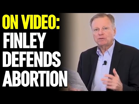 Refuting Pastor Mark Finley's defense of abortion for sick children