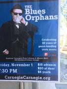 Blues Orphans celebrate 40TH Anniversary in home town.