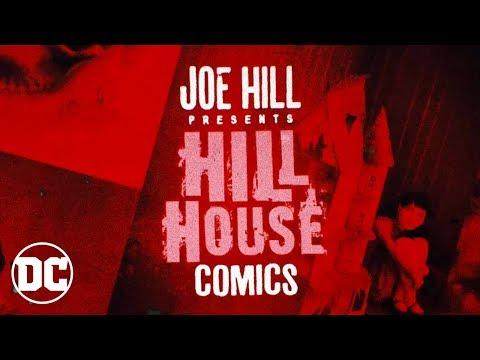 HILL HOUSE COMICS SAMPLER   Official Trailer