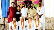 100 Hour Yoga Teacher Training - Rishikesh Yogkulam