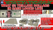 ELIZABETH WARREN'S MEDICARE FOR ALL PLAN HOW TO WIPE OUT THE UNITED STATES ECONOMY, THE DEMOCRAT WAY