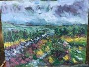 Rain in wicklow