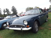 2019 AACA Fall Meet Hershey 1966 Sunbeam Alpine