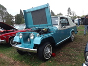 2019 AACA Fall Meet Hershey 1967 Jeepster