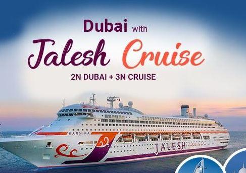 dubai to mumbai cruise