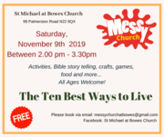 Messy Church at Bowes
