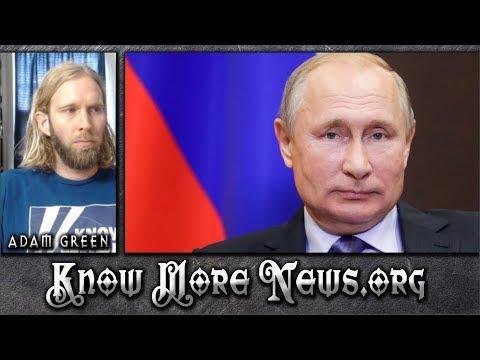 PUTlN, Russi@, lsr@el, & ZlONISM