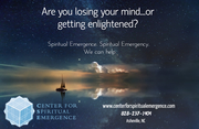 Center for Spiritual Emergence Spiritual Emergence program