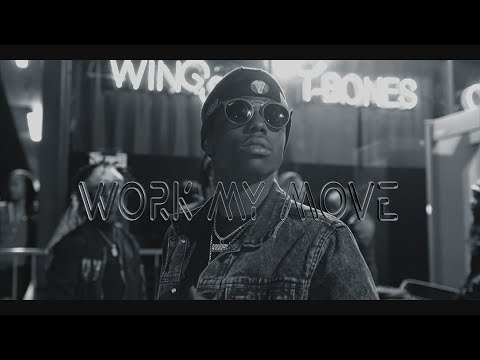 Yung Slatt, B Stakk - Work My Move