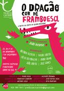 CRIANÇAS:O Dragão Cor De Framboesa