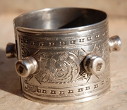 DSC_0310 An old Libyan cuff-high silver content