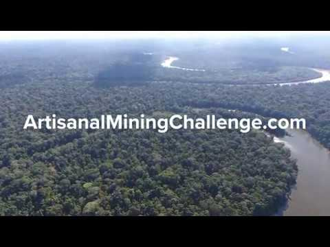 Conservation X Labs Presents: The Artisanal Mining Grand Challenge