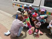 Themba's October Distribution