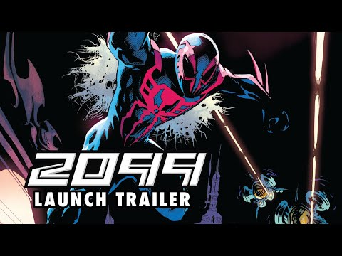 THE AMAZING SPIDER-MAN 2099 Launch Trailer   Marvel Comics