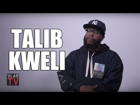 Talib Kweli: Kanye Turned to Jesus After He Got in Trouble with Black Community (Part 8)