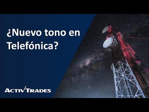 Video Análisis: ¿Nuevo tono en Telefónica?
