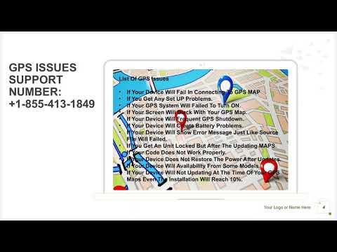 +1-855-413-1849 Garmin GPS Support USA