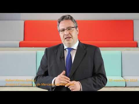 Video Análisis perspectivas Banco Santander, por Rafael Alonso
