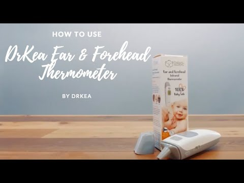 How to Use Infrared Baby Thermometer