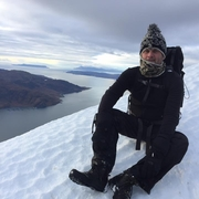 Sunday Winter Hike   'Striding edge'