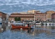Livorno in battello