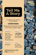 Tell Me A Story: Unspoken