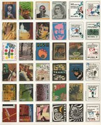 Received Anna Banana International Art Post Editions Vol. 1 No. 1 February 1988 Artistamps 1988