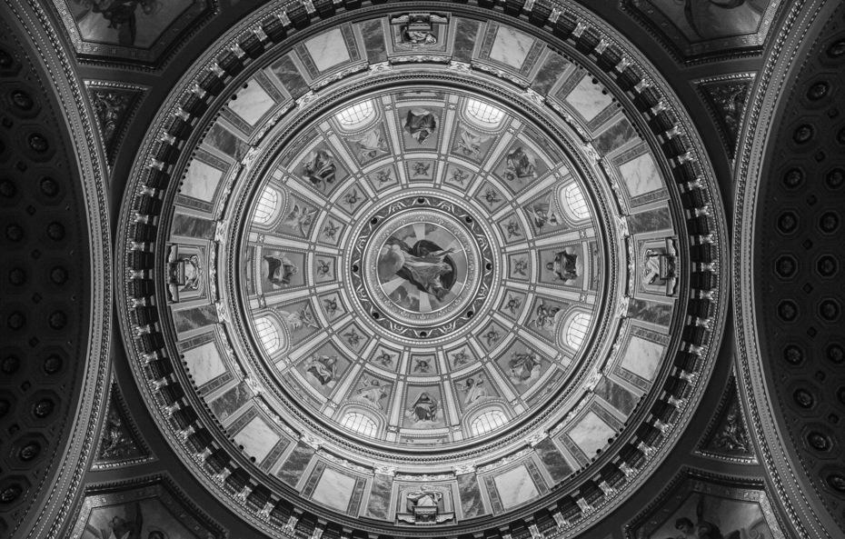 Budapest. Basilica di Santo Stefano.