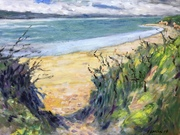 Gullane strand