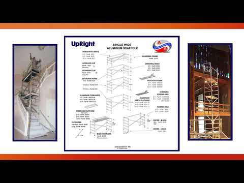 Upright Scaffold Sets | Upright Scaffolding | Scaffolding Quote
